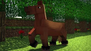 the-funky-horse-1-hour-version-minecraft-animation