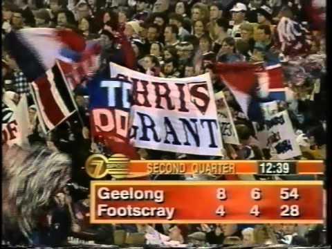 FNWB.com.au - 1994: Qualifying Final, Geelong v Footscray Q2