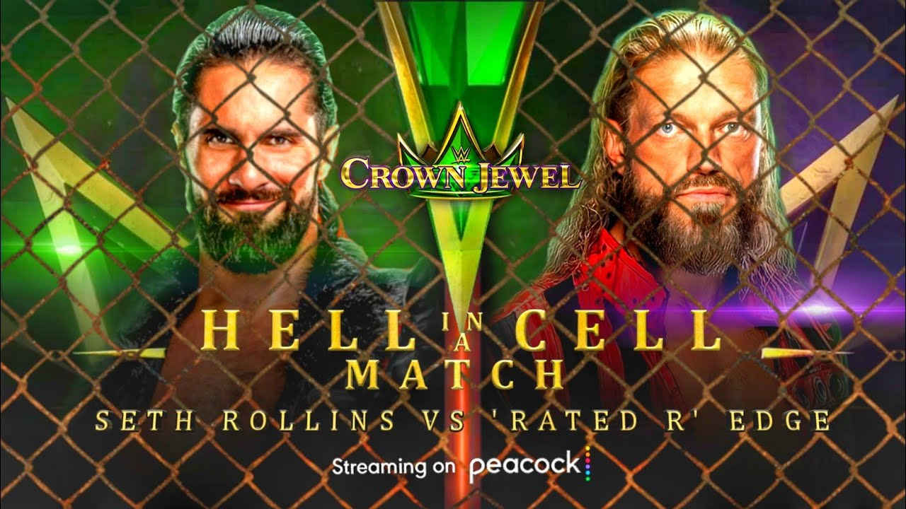 Download WWE Crown Jewel 2021 Match Card Predictions   Hell in a Cell   WG Wrestling