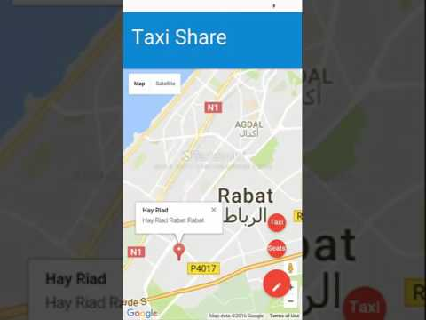 Good Taxi Share