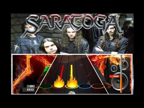 Guitar Flash Custom: El Ultimo Vals por Saratoga 100% FC [Difícil/Hard]