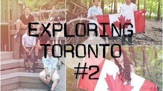 VLOG- Exploring Toronto (High Park) Thumbnail