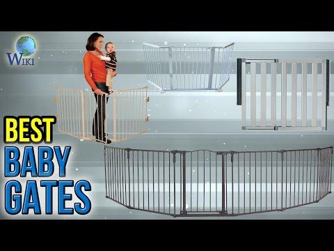 6 Best Baby Gates 2017