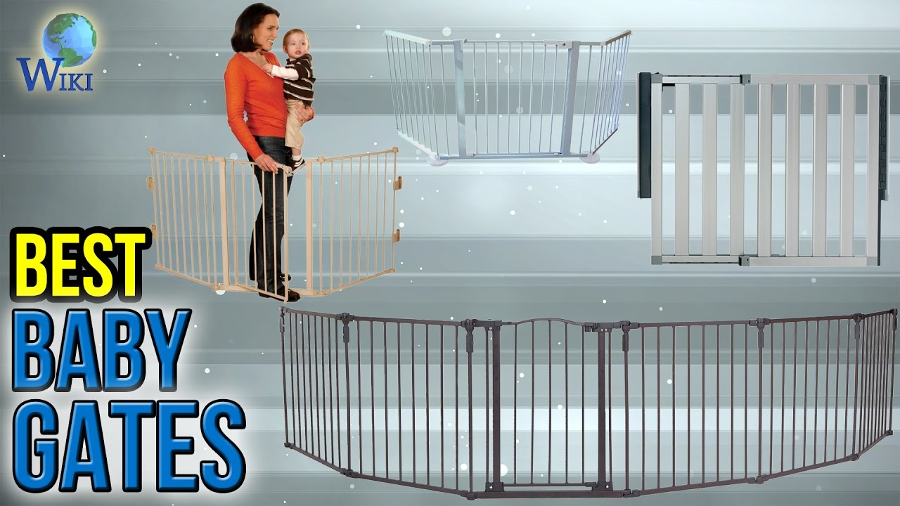 6 Best Baby Gates 2017 Youtube