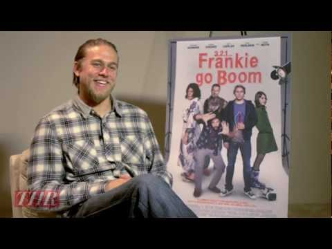 Charlie Hunnam on Playing a Comedic Role in '3,2,1... Frankie Go Boom'