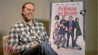 Charlie Hunnam on Playing a Comedic Role in '3,2,1... Frankie Go Boom' thumbnail