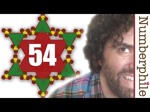 Imagining Numbers as Shapes - Numberphile