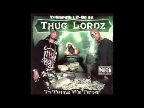 C-Bo - Go Hard In The Paint feat. Killa Tay - Thug Lordz - In Thugz We Trust - [Yukmouth & C-Bo]