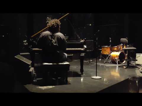 Eric Lewis.Piano.Jazz Club on Broadway. Late night 07.29.2016.