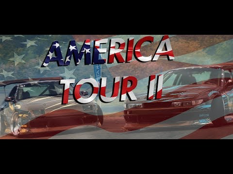 America Tour II - All the EXTENDED FOOTAGE!