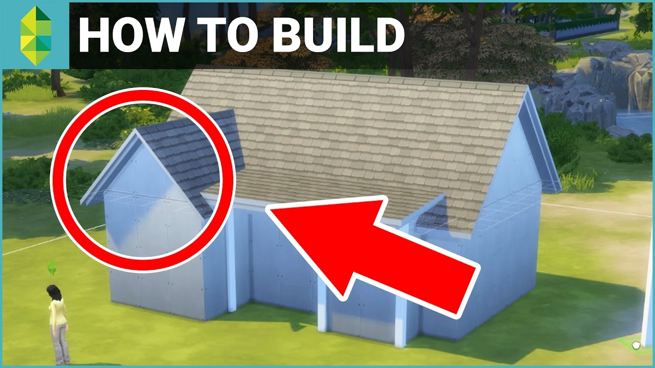 the sims 4 - how to build (cheats, tricks & tips) - youtube
