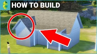 The Sims 4 - How to Build (Cheats, Tricks & Tips)