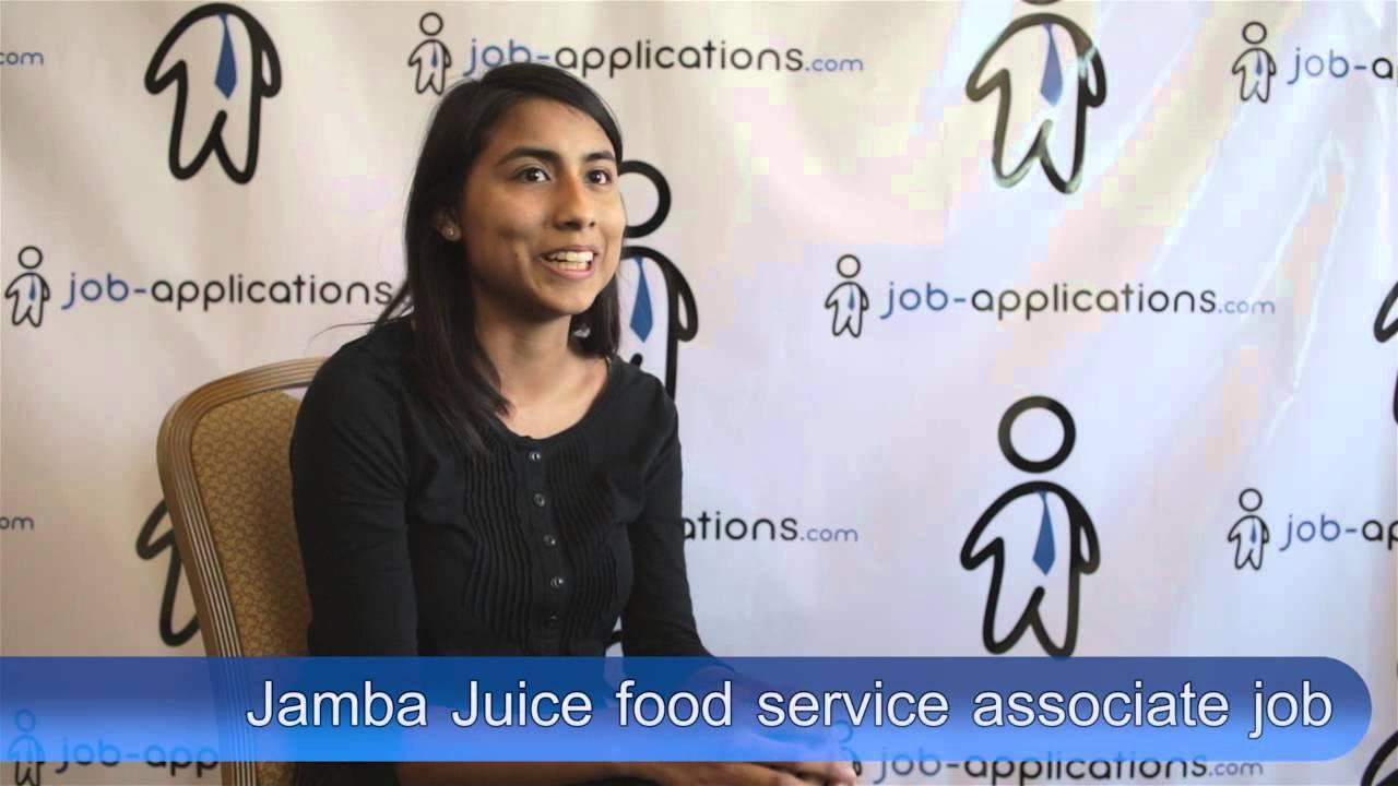 jamba juice interview questions tips online