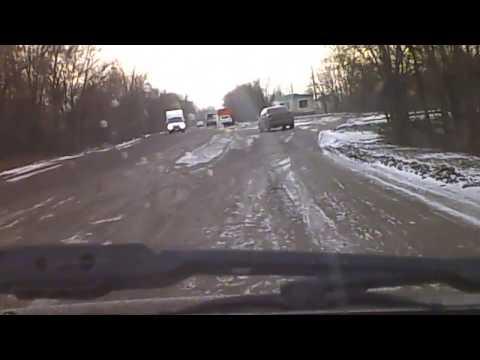 Porn на дороге