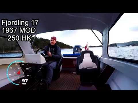 Fjordling to Lyngør