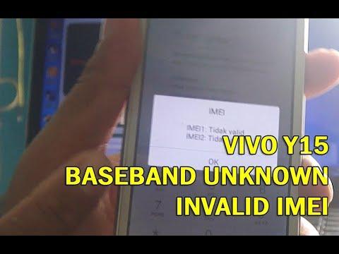 vivo-y15-invalid-imei---baseband-unknown