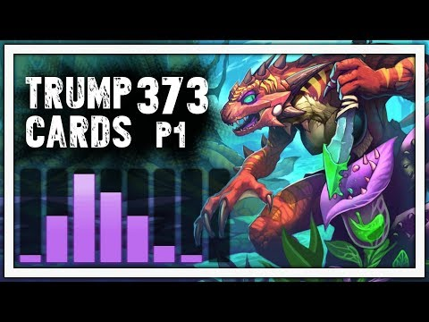 Hearthstone: Trump Cards - 372 - Un'Goro Rogue Is So Strong! - Part 1 (Arena)
