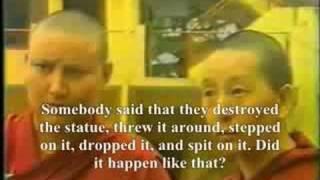 dalai lama ban on dorje shugden part iia