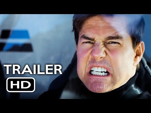 Mission Impossible 6: Fallout Official Trailer #2 (2018) Tom Cruise, Henry Cavill Action Movie HD