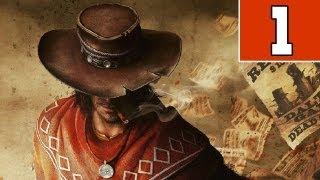 Let´s Play Call of Juarez Gunslinger Deutsch - Part 1 - Billy the Kid