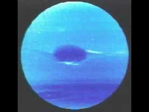 Neptune & Its Giant Rotating Storm - YouTube