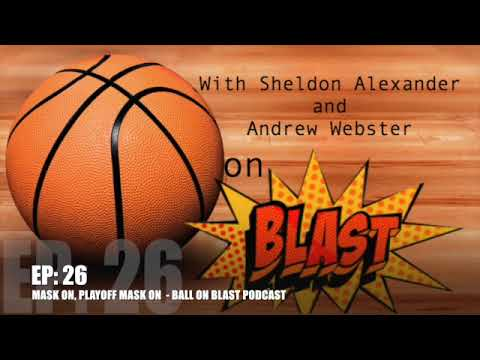 MASK ON, PLAYOFF MASK ON | BALL ON BLAST EP 26