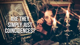 5 Mind-blowing COINCIDENCES In Kpop
