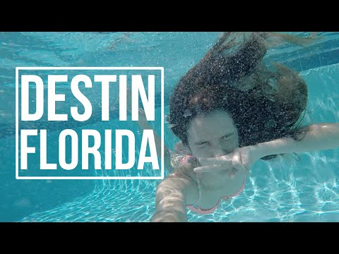GoPro Black Hero 4 at the beach | Destin FL 2015 | Ride by Twenty One Pilots