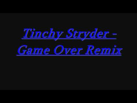 Tinchy Stryder - Game Over Remix