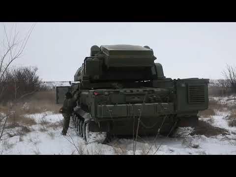 Расчеты «Тор М2» 150 й мотострелковой дивизии ЮВО уничтожили боевые дроны