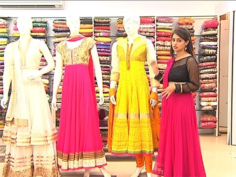 f2851ddc244 Latest Designer Party Wear Dresses with Price - YouTube