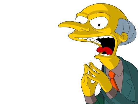"""Download """"Excelente"""" Sr. Burns Compilación"""