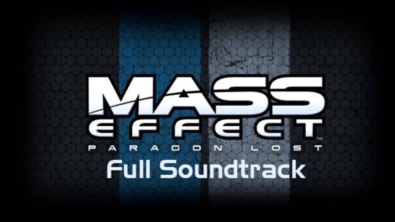 Mass Effect Paragon Lost Full Soundtrack Youtube