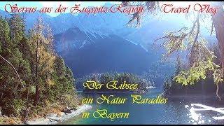 Eibsee Zugspitze Grainau Werdenfelser Land Bayern Bavaria Bayerische Alpen Bavarian Alps Lakes