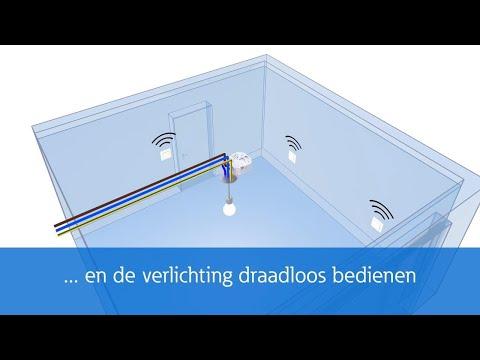 Go Wireless in nieuwbouw
