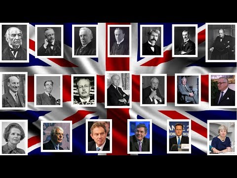 What ALL British Prime Minister Voices Sound Like