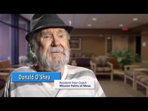 A Resident Perspective on Life in a Nursing Home
