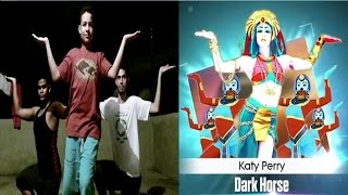 Just Dance 2015 - Dark Horse | 5 Stars | Gameplay