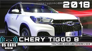 2018 CHERY TIGGO 8 Review