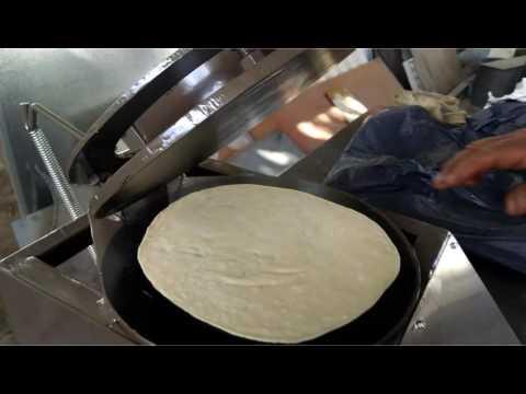 Maquina Electrica Para Tortillas De Harina Maquinaria Salazar 6141324407