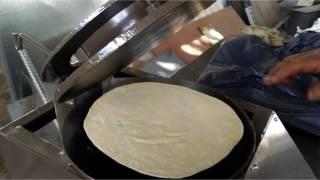 Maquina electrica para tortillas de harina. Maquinaria Salazar 6141324407