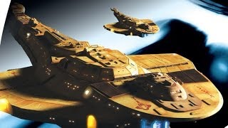 Star Trek Starships Collection Cardassian Galor Class Issue 14 FULL REVIEW