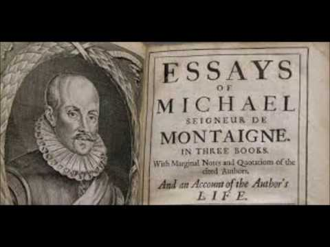 The Essays of Michel de Montaigne, Book 3, (Part 1/2)