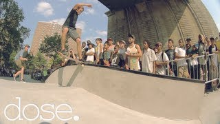 Go Skateboarding Day 2012 NYC Highlights: Maloof Skatepark, Coleman Park, & More
