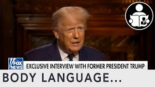 Body Language: President Trump, On Current Events