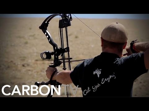 Hunting Wyoming Prairie Dogs With Bows