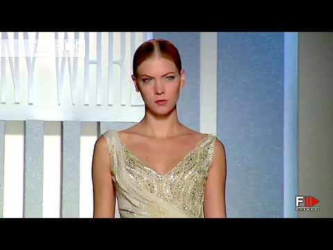 TONY WARD Haute Couture Fall 2012 Rome - Fashion Channel