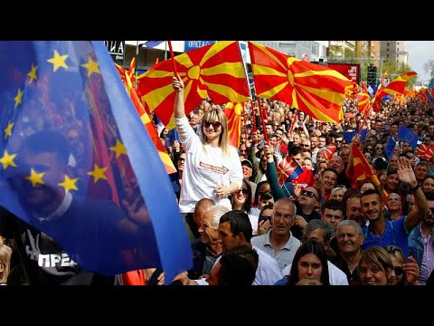 Macedónia do Norte elege no domingo um novo presidente