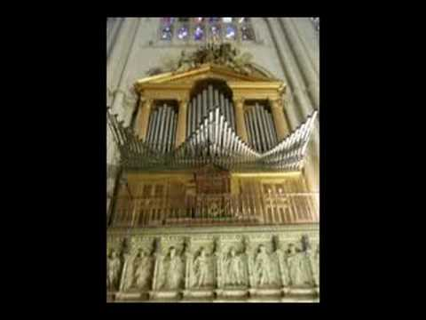 Batalla Imperial for Organ