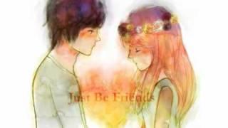 【 Just Be Friends  piano ver 】 歌ってみた 【蓮】
